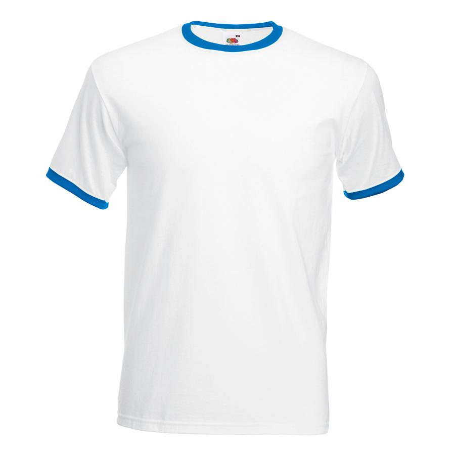 d2300bfb66f Мъжка тениска с къс ръкав - VALUEWEIGHT RINGER - Freak-bg.com