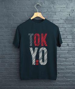 мъжка тениска TOKYO