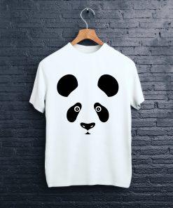 мъжка тениска panda