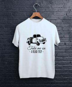 мъжка тениска vintage kamion