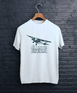 мъжка тениска vintage samolet