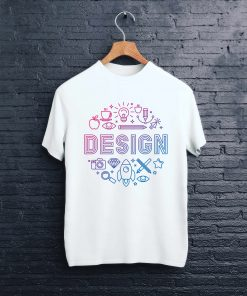 мъжка тениска design