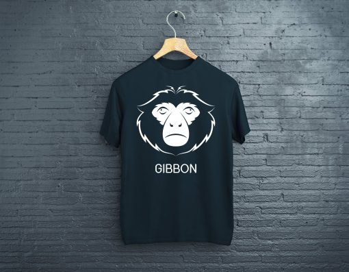 мъжки тениски gibon black