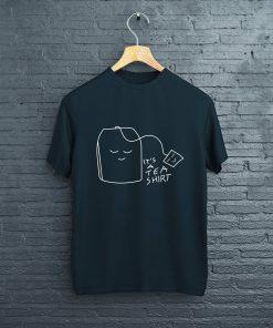 мъжка тениска teashirt black