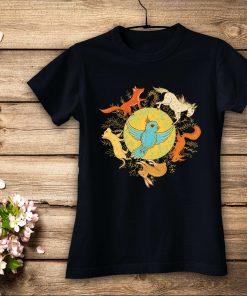 дамска тениска jivotni slunce