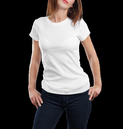 дамски тениски по собствен дизайн