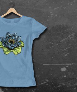 дамска тениска с печат