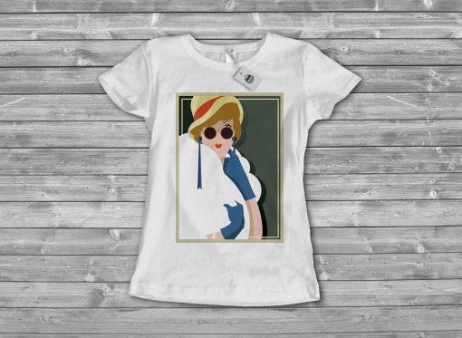 Дамска тениска Lady 2