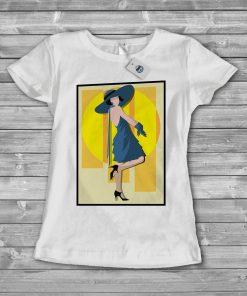 Дамска тениска Sun lady