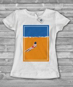 Дамска тениска beach