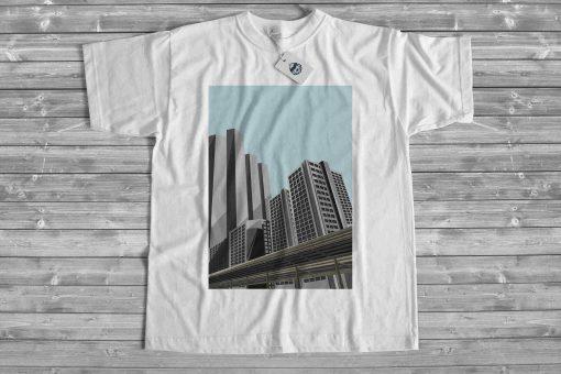 мъжка тениска city 10