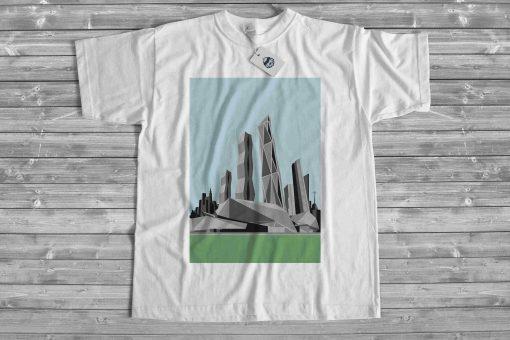 мъжка тениска city 12