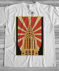 мъжка тениска empire state