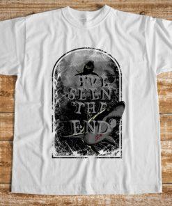 мъжка тениска i've seen the end