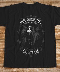 мъжка тениска real gangster's don die