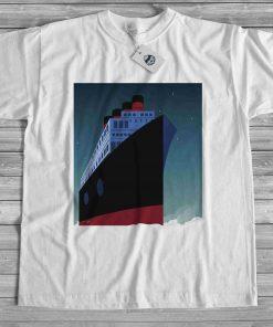 мъжка тениска titanic