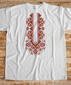 мъжка тениска с печат пазва 2