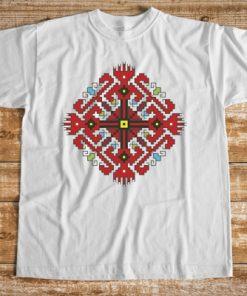 мъжка тениска шевица пазители