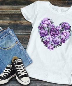 flowers heart1