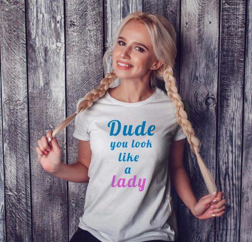 тениска dude
