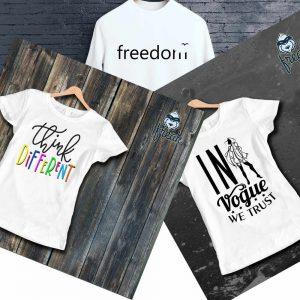 тениски creative slogans