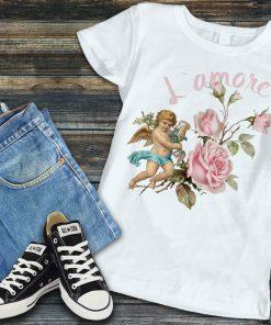 Дамска тениска D`angelo Lamore 2