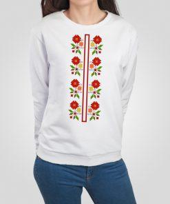 дамска блуза с щампа шевица 3