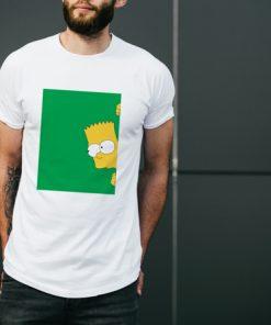 мъжка тениска bart green