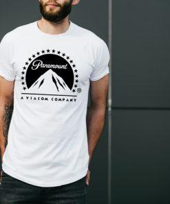 мъжка тениска paramaunt white