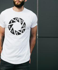 мъжка тениска trabant white