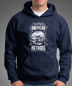 мъжки суитчър american hotrod navy
