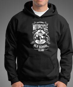 мъжки суитчър california old school motors black