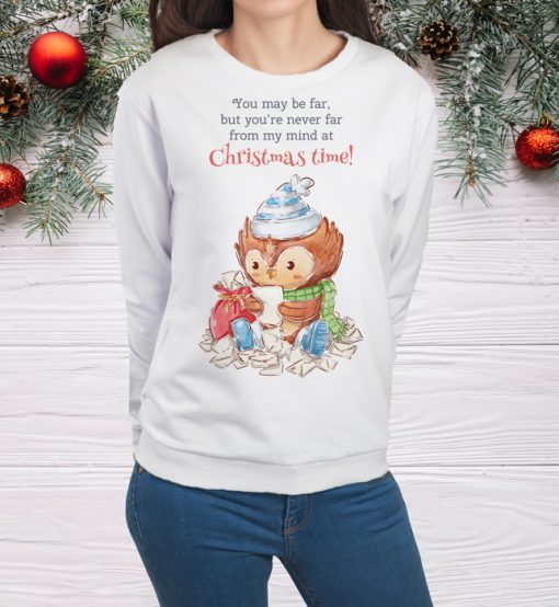 дамска блуза christmas time 2
