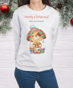 дамска блуза merry christmas 1