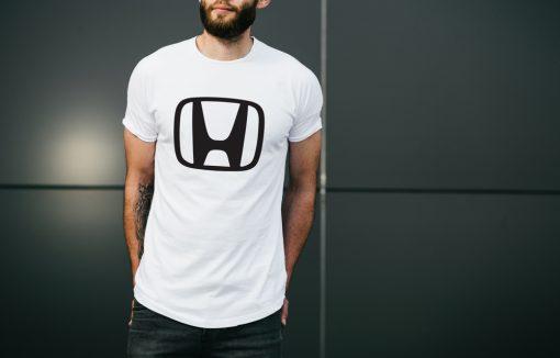 мъжка тениска honda 3