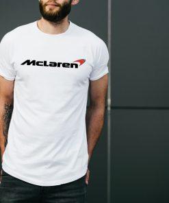 мъжка тениска mclaren