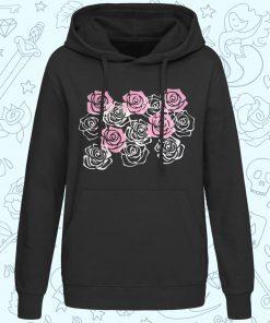 дамска суичър roses