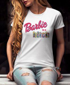 дамска тениска barbie is a