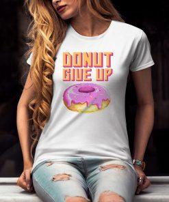 дамска тениска donut