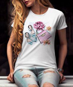 дамска тениска fashion style