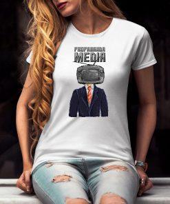 дамска тениска propaganda