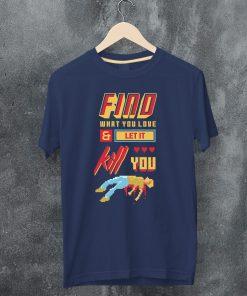 мъжка тениска find love