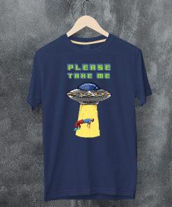 мъжка тениска please take me